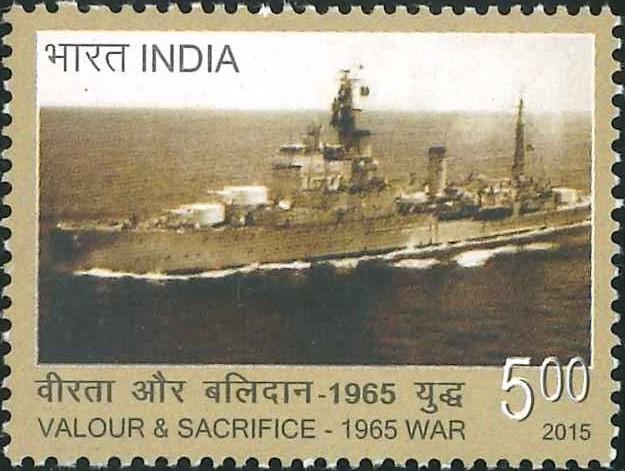 Indian Navy : वीरता और बलिदान : Indo-Pakistani War of 1965