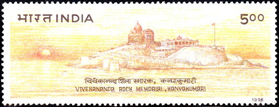 विवेकानन्द स्मारक शिला, कन्याकुमारी