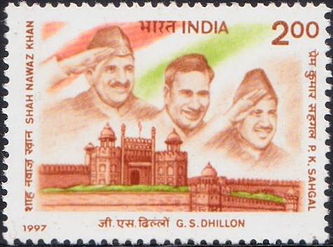 Indian National Army (INA) Red Fort Trial
