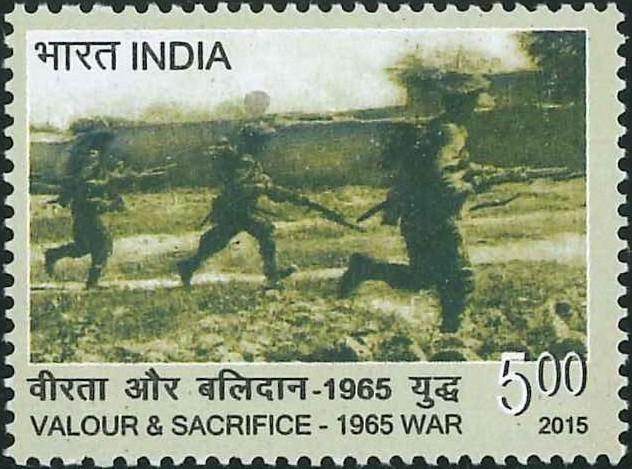 Indian Army : वीरता और बलिदान : Indo-Pakistani War of 1965