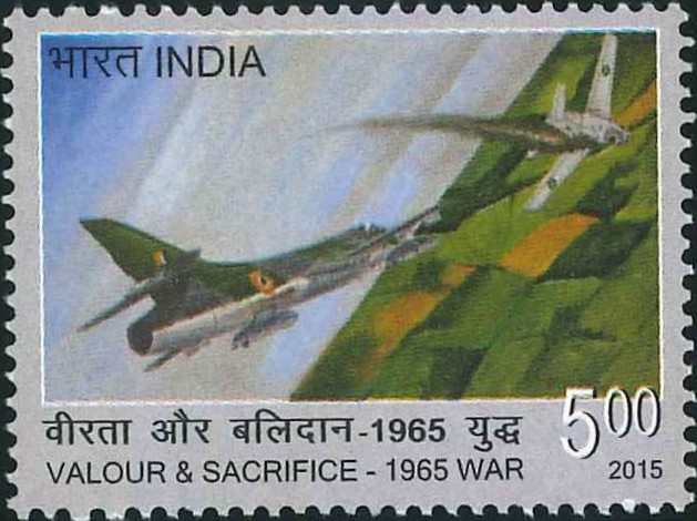 Indian Air Force (IAF) : वीरता और बलिदान : Indo-Pakistani War of 1965