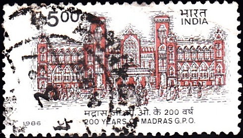 General Post Office, Chennai
