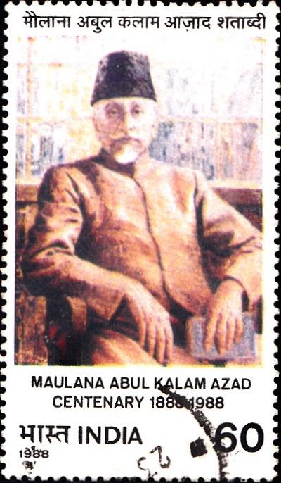 Sayyid Maulana Abul Kalam Ghulam Mohiuddin Ahmed bin Khairuddin Al-Hussaini Azad