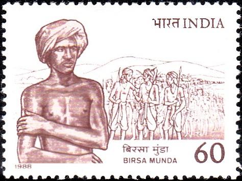 बिरसा मुंडा, Indian tribal freedom fighter