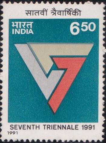 VII Triennale-India