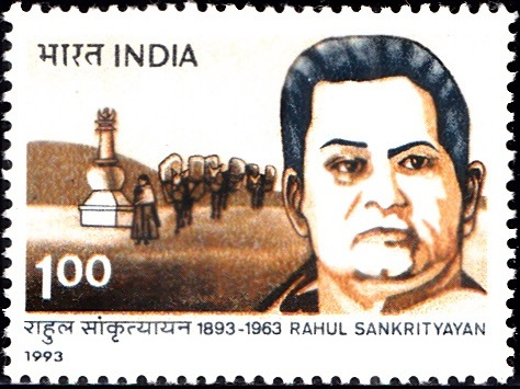 Kedarnath Pandey (राहुल सांकृत्यायन) : Father of Hindi Travelogue