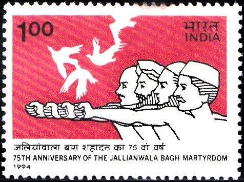 Indian Releasing Peace Doves