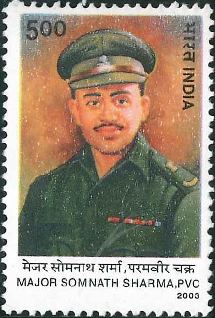 मेजर सोमनाथ शर्मा