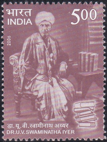 Uttamadhanapuram Venkatasubbaiyer Swaminatha Iyer (Tamil Thatha)