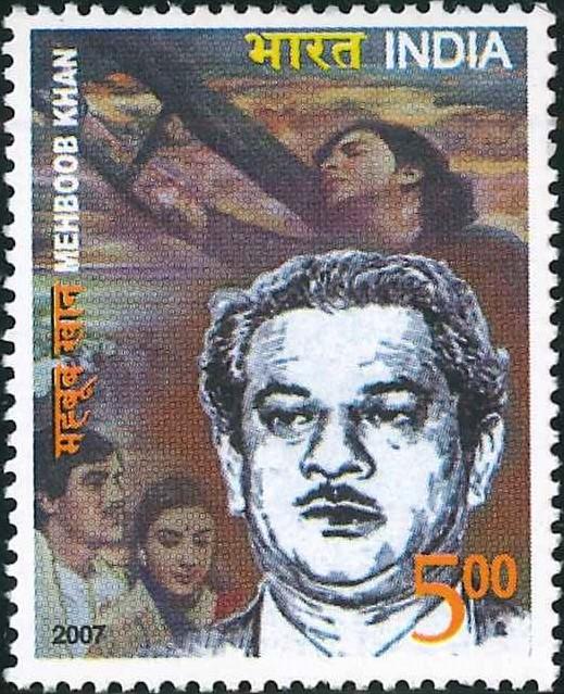 Mother India : Nargis, Sunil Dutt, Rajendra Kumar, Raaj Kumar