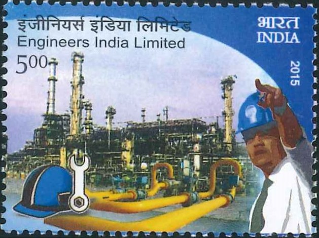 Engineers India Limited (EIL) [Stamp 2015]