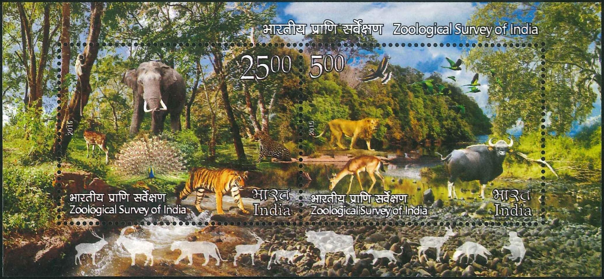 ZSI : भारतीय प्राणि सर्वेक्षण (जूलॉजिकल सर्वे ऑफ इंडिया)