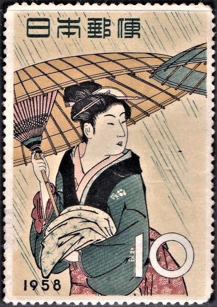 Kiyonaga Torii : Ukiyo-e artist (Torii school)