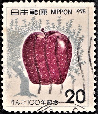Centenary of Apple Cultivation in Japan