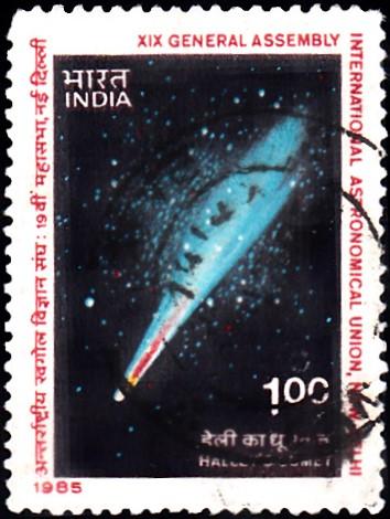 IAU : Comet Halley