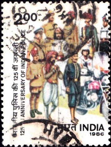 भारतीय पुलिस सेवा