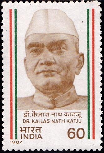 K.N. Katju : Chief Minister of Madhya Pradesh (1957-62)