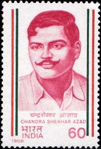 Chandrashekhar Azad 'Balraj' (शहीद चन्द्रशेखर आजाद)