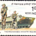 The Mechanised Infantry Regiment