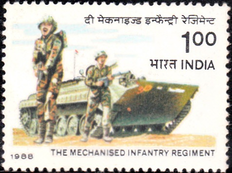 Indian Army Infantry Regiment