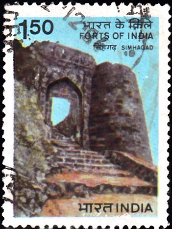 Sinhagad Fort, Pune : सिंहगढ़ किला, पुणे