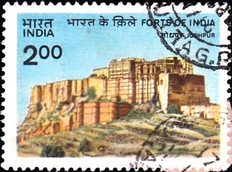 Mehrangarh Fort (मेहरानगढ़ किला)
