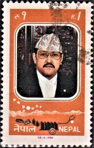 Son of King Mahendra Bir Bikram Shah Dev