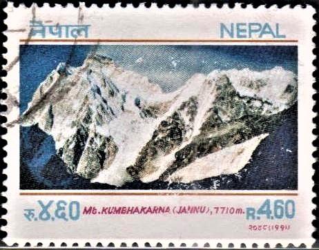 Jannu (Phoktanglungma) : Mountain with Shoulders