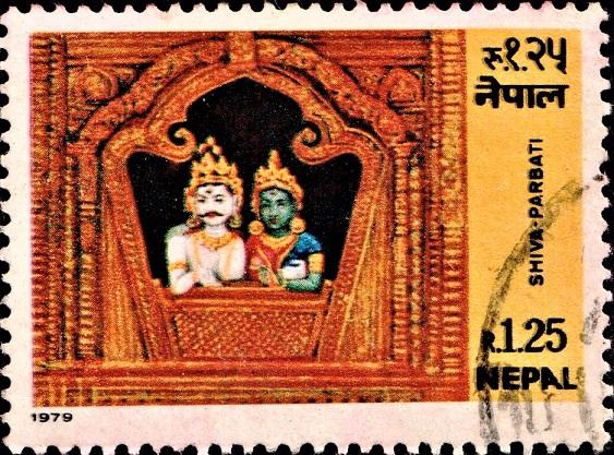 Haraparbati (शिव पार्वती) : Gaddi Baithak (woodworking)