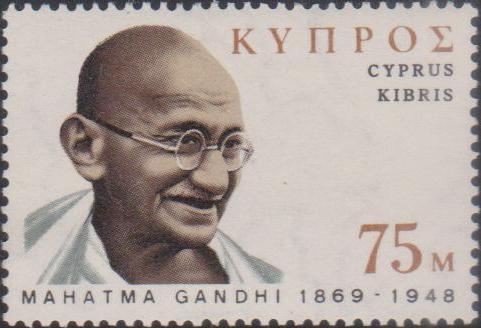 339-mahatma-gandhi-cyprus-stamp-1970