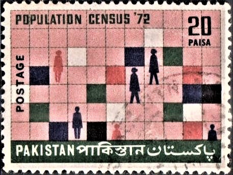 1972 Census of Pakistan
