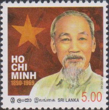 ho-chi-minh-sri-lanka-stamp-2014