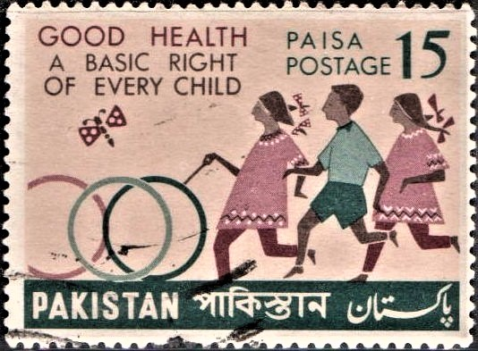Good Health - A Basic Right of Every Child