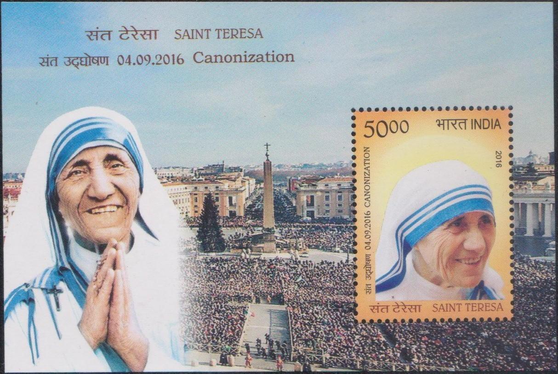Saint Teresa of Calcutta: Albanian Roman Catholic Missionary in India