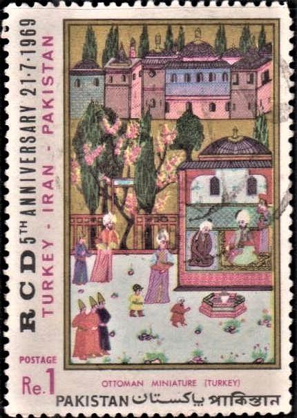Hünername (Livre des gestes) : Nakkach Osman