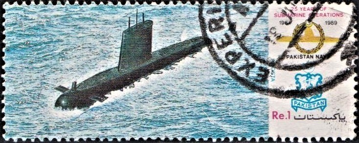 Diesel-Electric Fast-Attack submarine : Karachi Affair