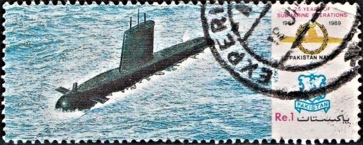 Diesel-Electric Fast-Attack submarine : Karachi Affair