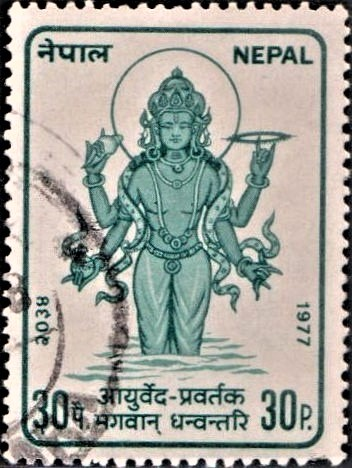 Dhanwantari Trayodashii Kumara : National Ayurveda Day