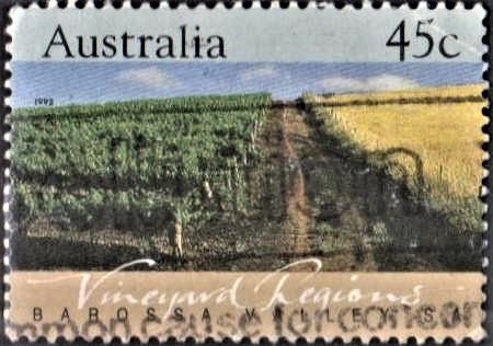 Renowned Wine-Producing Region northeast of Adelaide
