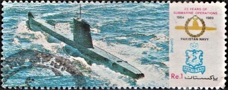 PNS Hangor (Aréthuse class) : Diesel-Electric Patrol Submarine