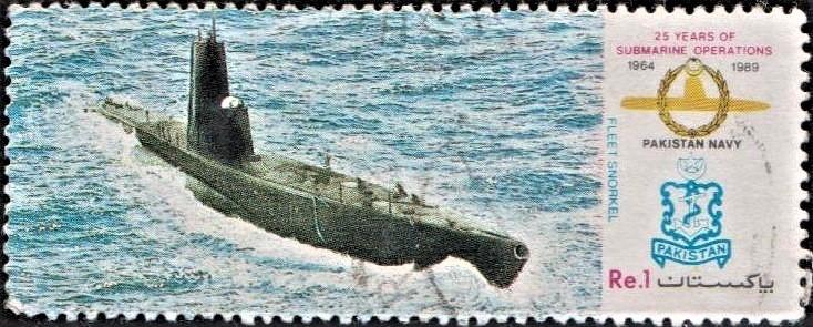Schnorchel (Snort) : Pakistan Navy (PN)