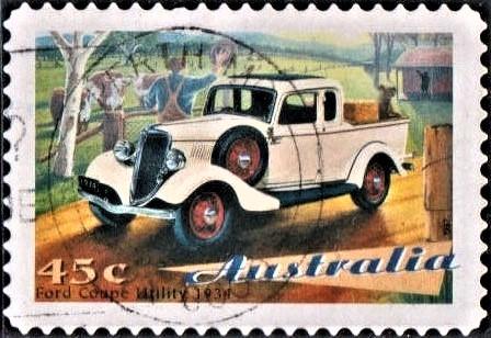 Classic cars Australia