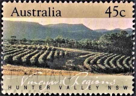Hunter Region : Australia's major wine regions