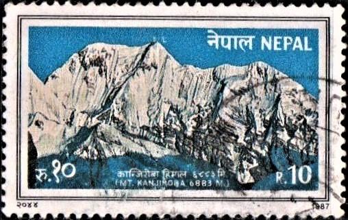 Kanjirowa Himal