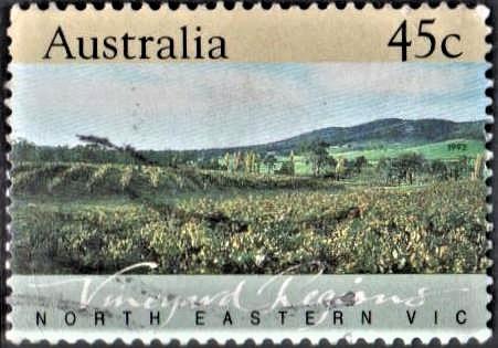 Australian Vineyard Regions