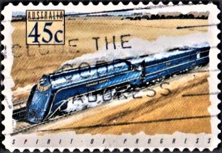Victorian Railways : Premier Express Passenger Train