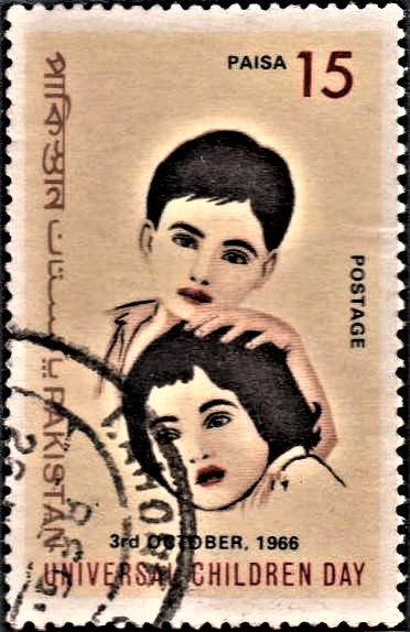 Boy and Girl : Children and Peace
