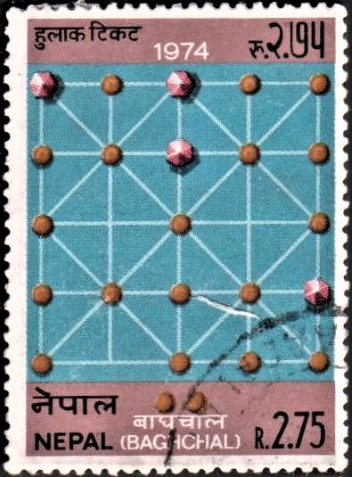 धुँ कासा (dhun kasa) : Ancient Board Game played in Nepal