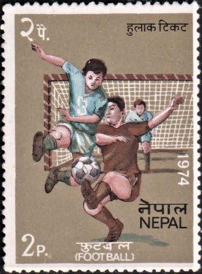 Nepali Soccer