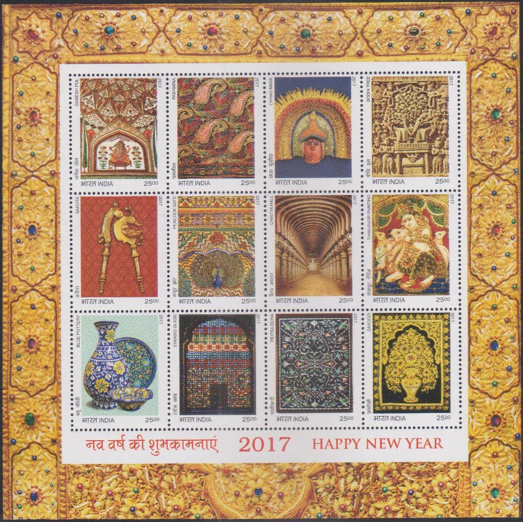 Handicrafts, Sculpture & Architecture of India : भारतीय हस्तशिल्प स्थापत्य कारीगरी कला